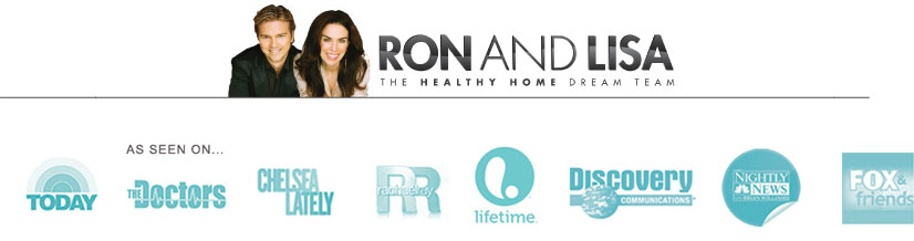 Ron and Lisa Logo