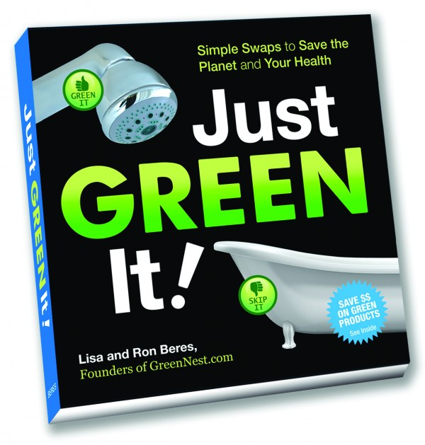 "Book Giveaway: ""Just Green It!"" Simple Swaps to Save the Planet and Your Health"