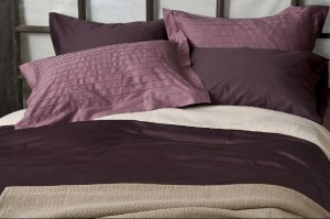 Coyuchi pleated bedding