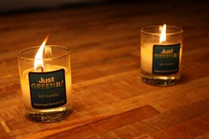 Just Green It! soy candles