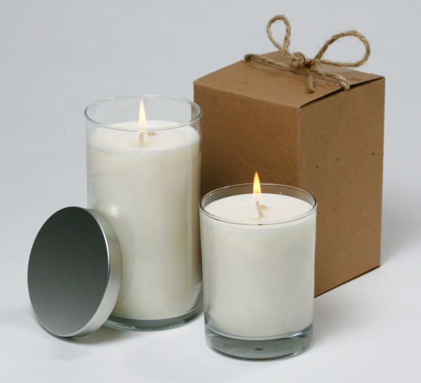 soy candles from GreenNest