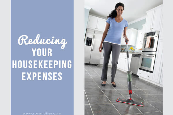 Reducing Your Housekeeping Expenses copy