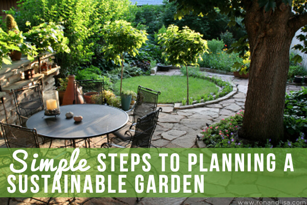 Simple Steps to Planning a Sustainable Garden copy