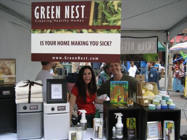Green Nest's Ron and Lisa Beres