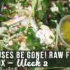 Excuses Be Gone Raw Food Detox – Week 2 copy