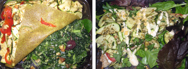Lunch & dinner at 118 Degrees