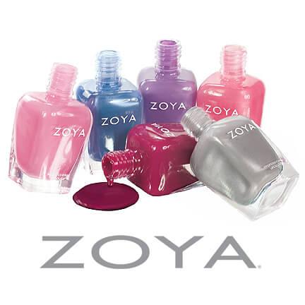 Zoya nail polish twist collection