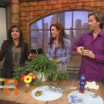 Lisa and Ron Beres on Rachael Ray