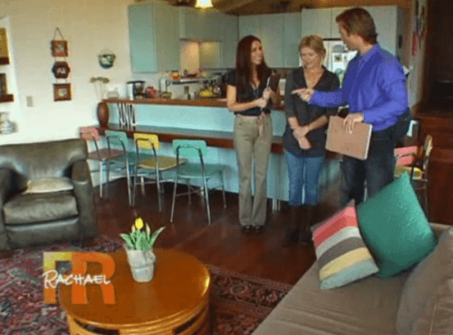 Lisa and Ron Beres on the Rachael Ray Show