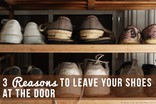 3 Reasons to Leave Your Shoes at the Door r1