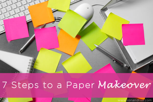 7 Steps to a Paper Makeover