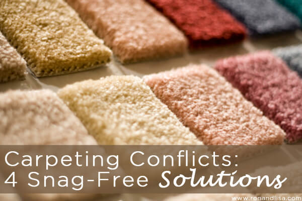 Carpeting Conflicts- 4 Snag-Free Solutions copy