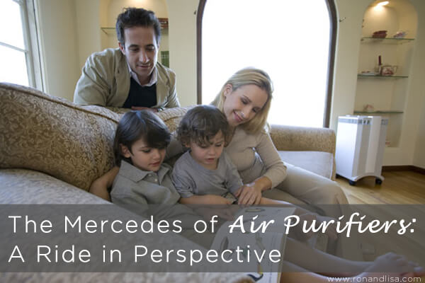 The Mercedes of Air Purifiers: A Ride in Perspective