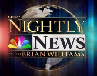 Lisa and Ron Beres on NBC Nightly News