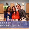 Ron & Lisa on Blythe Raw Live TV