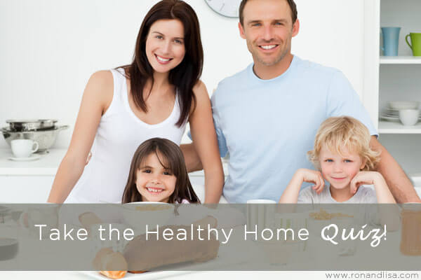Take the Healthy Home Quiz