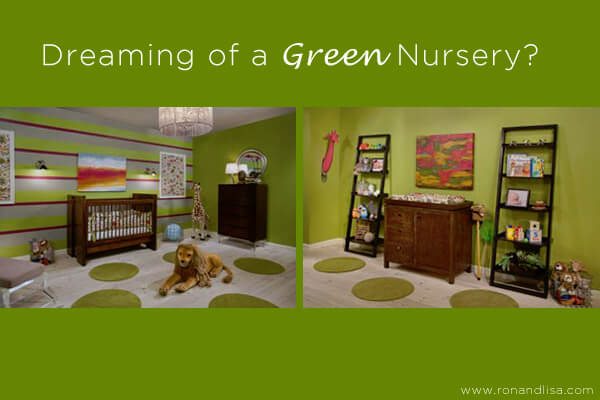 Dreaming of a Green Nursery