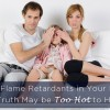 Flame Retardants in Your Home The Truth May be Too Hot to Handle