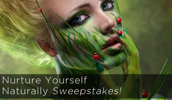 Nurture Yourself Naturally Sweepstakes!