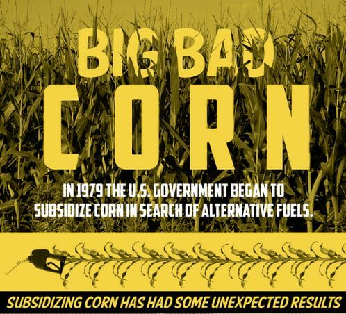 Corn: The Good, The Bad & The Ugly