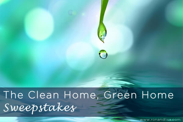 The Clean Home, Green Home Sweepstakes