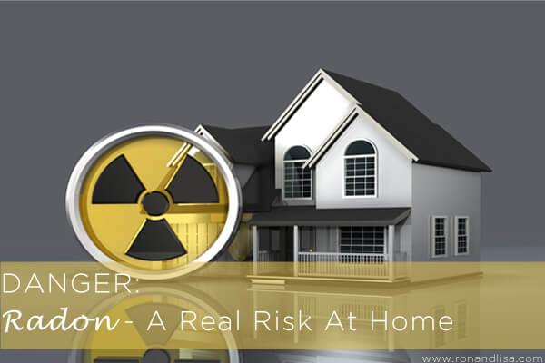 Radon danger