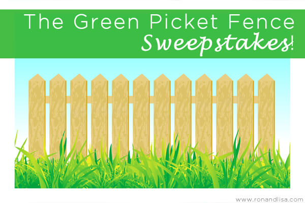 The Green Picket Fence Sweepstakes!