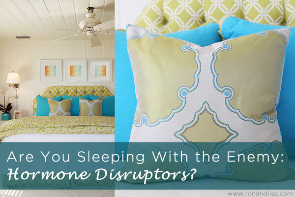 Are You Sleeping With the Enemy - Hormone Disruptors