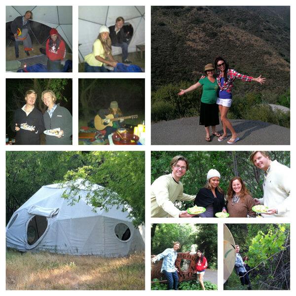 Camping in Big Oak Canyon_1
