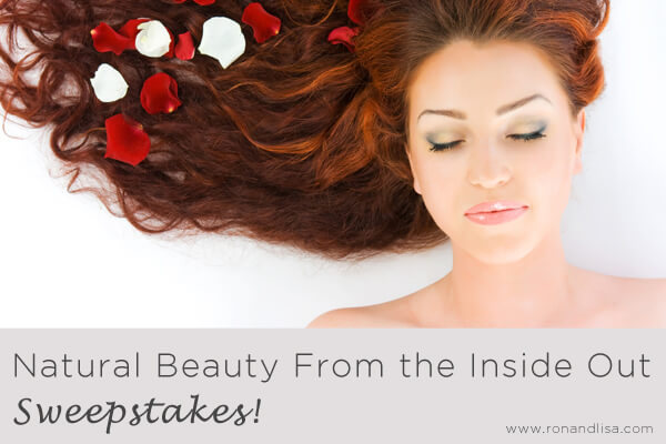 Natural Beauty From the Inside Out Sweepstakes r1