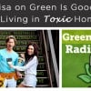 ron and lisa on green is good radio copy
