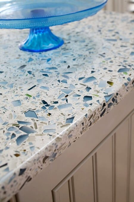 5 sustainable countertops that are better than granite