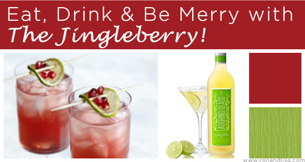 Eat, Drink & Be Merry with The Jingleberry!