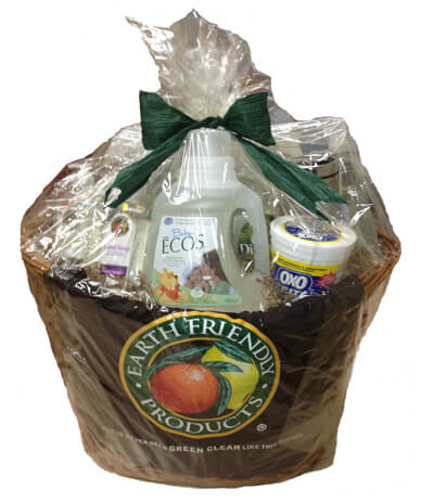 Earth Friendly basket