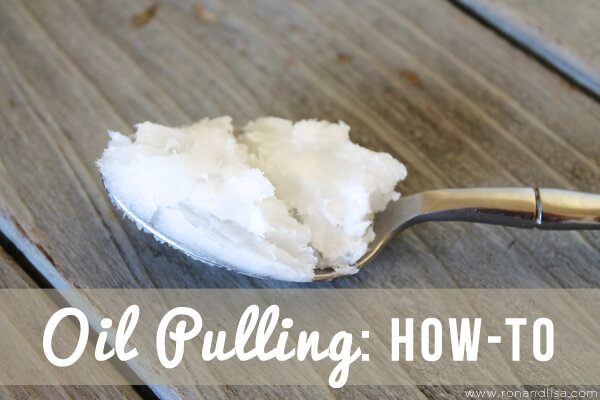 Oil Pulling: How-To