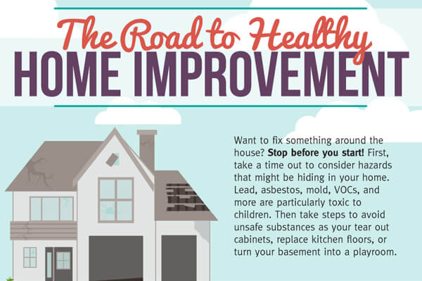 {Healthy} Home Improvement: Tips & Tricks for Your Next Project