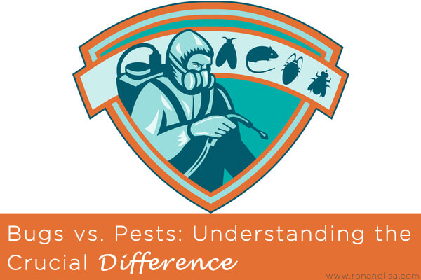 Bugs vs. Pests: Understanding the Crucial Difference