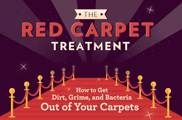 Tips to Clean Carpet Stains, Naturally!