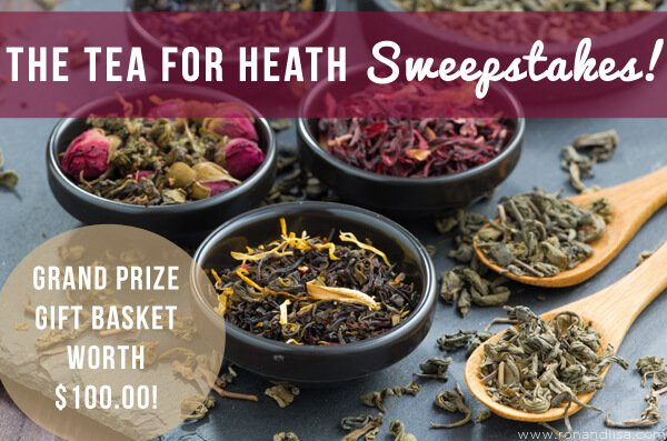 The TEA for Heath Sweepstakes