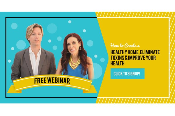 Is Your Home Making You Sick? FREE Live Webinar