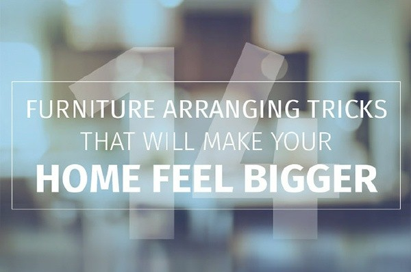Furniture Tricks to Make Your Home Feel Bigger