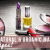 DIY Natural & Organic Makeup Recipes r1