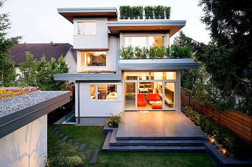 Vancouver LEED Home