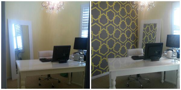 Lisas office