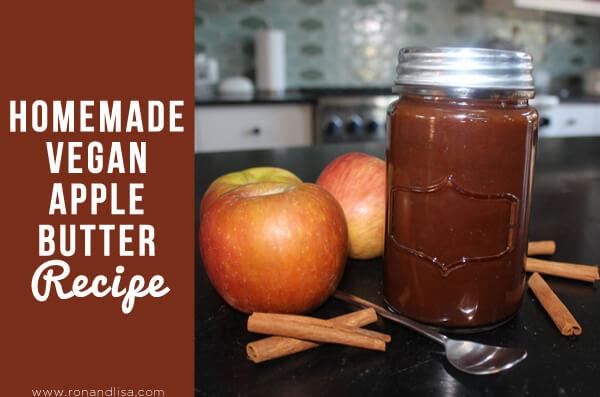 Homemade Vegan Apple Butter Recipe r1