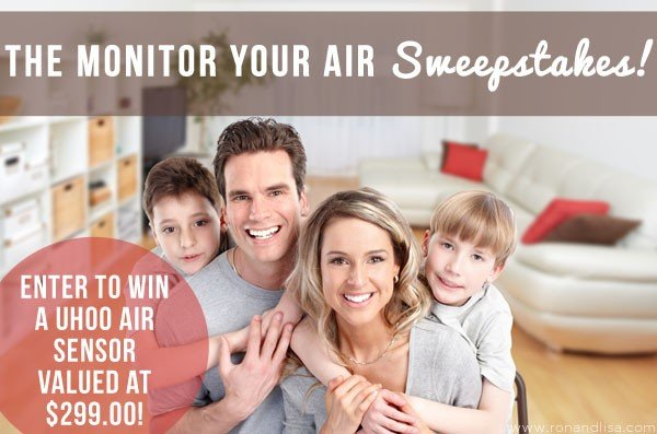 The Monitor Your Air Sweepstakes!