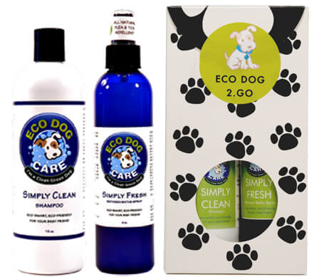 eco dog care products