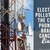 ELECTRO- POLLUTION: The  Cell Phone - Brain Cancer Link