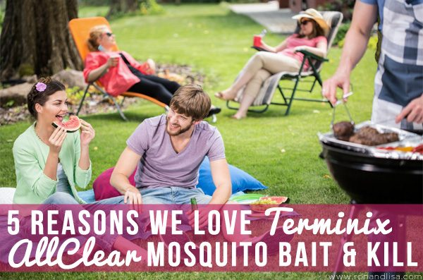 5 Reasons We Love Terminix AllClear Mosquito Bait & Kill