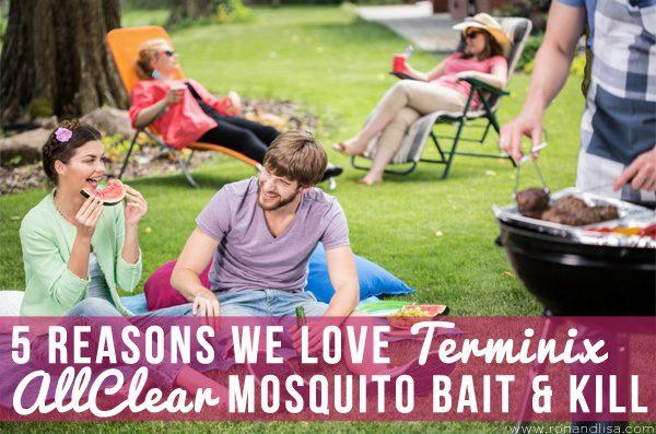 5 Reasons We Love Terminix AllClear Mosquito Bait & Kill